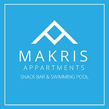 Makris Apartments in Arillas